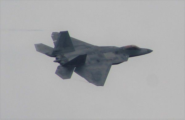 Freedom Fest to feature F-22 flyover, fireworks