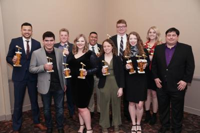 Goshen College broadcasting students bring home top honors