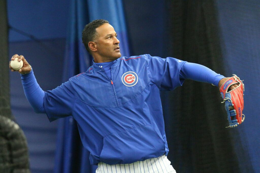 South Bend Cubs manager Jimmy Gonzalez looks to give all his players a chance to shine
