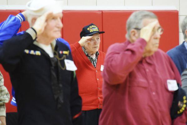 West Side honors veterans