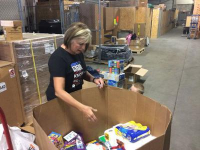 Elkhart Education Foundation opens Schoolhouse Supply Store