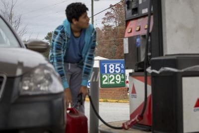 See why gas prices increased before Christmas and likely will remain higher next year