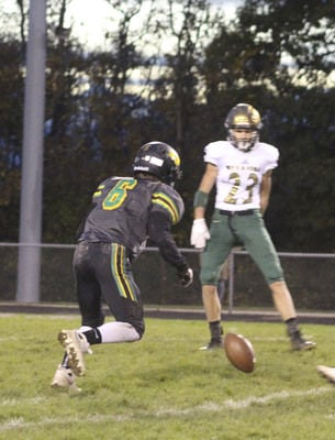 Northridge survives wild 4A playoff game with Wawasee