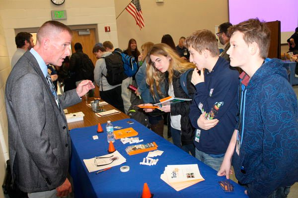 Skilled trades focus of career session