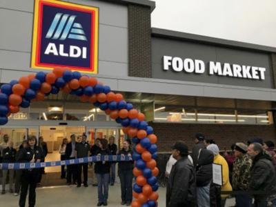 Aldi completes remodeling in South Bend-Elkhart