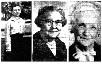 Ask the Truth: Who were Mary Feeser, Mary Beck and Mary Daly elementary schools in Elkhart named after?