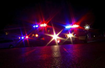 Driver in car chase gets away on foot after malfunction