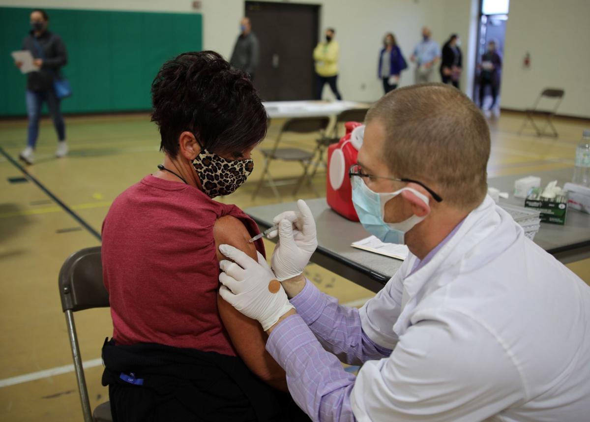 vaccine file photo