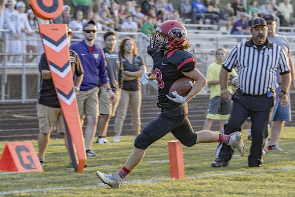 Potent NorthWood turns to defense this time