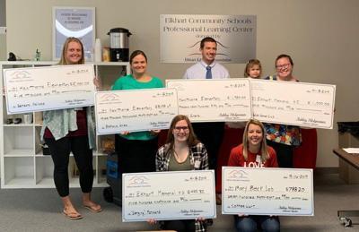Education Foundation awards over $20K