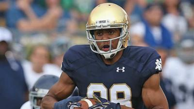ND's Robinson in for busy San Antonio return