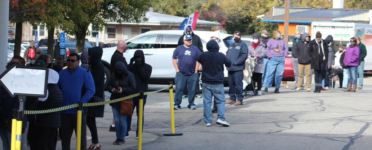 Early voting photo 1