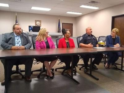 Program aims to collaborate on juvenile offenders