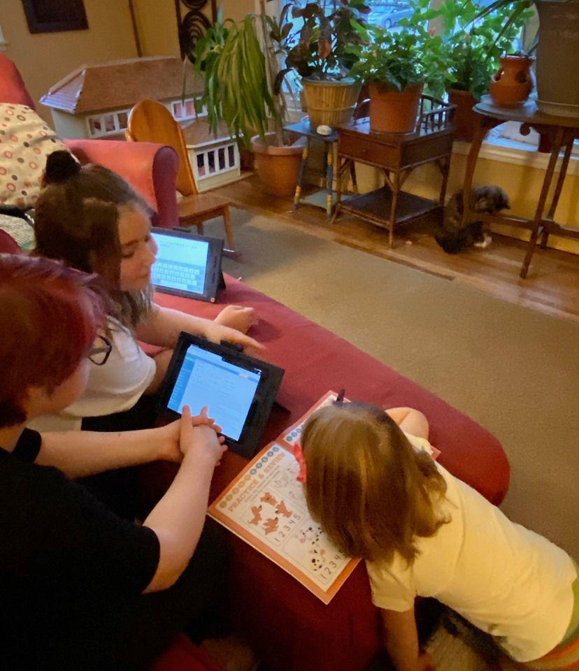 Homeschooling photo 2