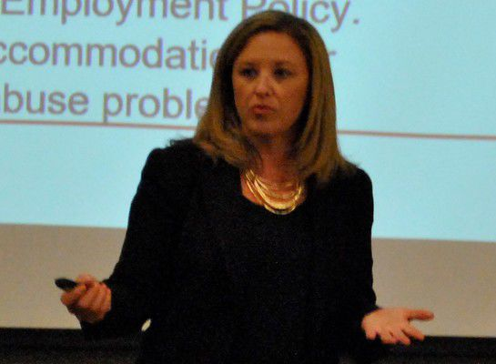 Employers support addiction treatment
