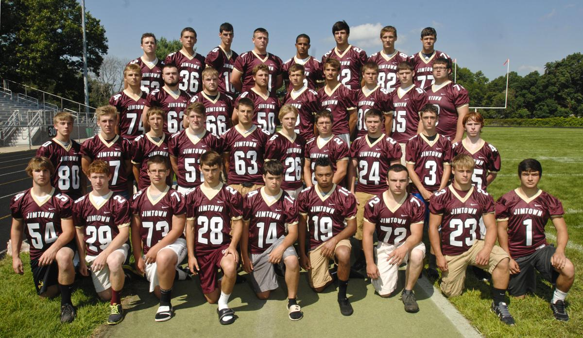 Jimtown football thin on experience, but Coach Campbell likes the look