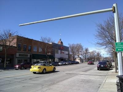 Goshen Main Street