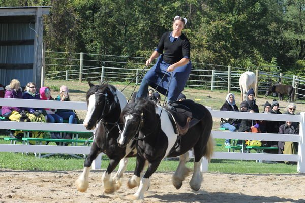 Trail ride for a cause