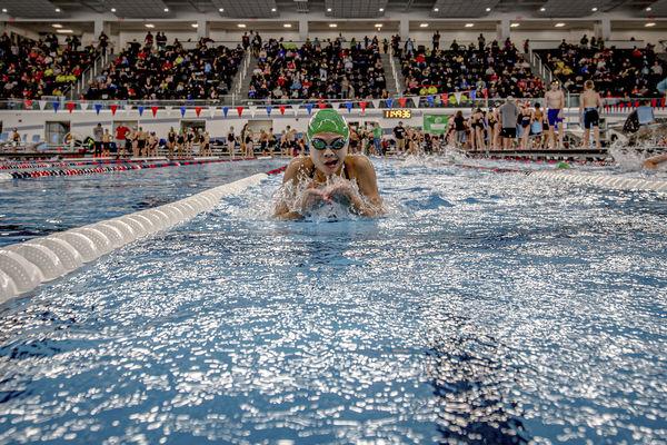 Aquatics Center making a splash