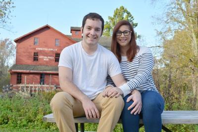 Kaley Escobedo and Austin Coy