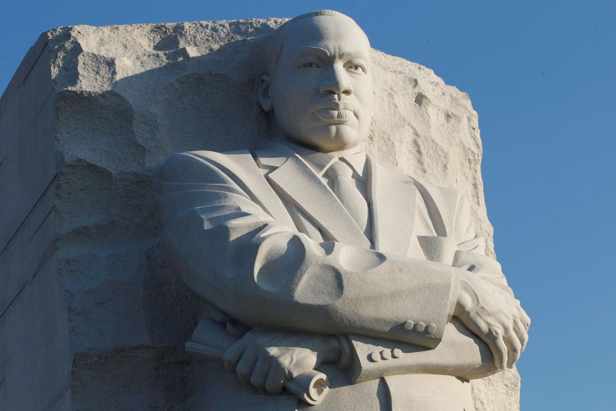 Local events scheduled for Martin Luther King Jr. Day