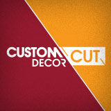 Custom Cut Decor logo
