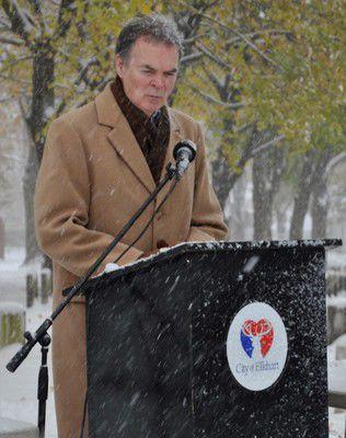 Elkhart honors veterans