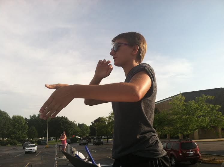 Jimtown's marching band is ready to show the community what they can do