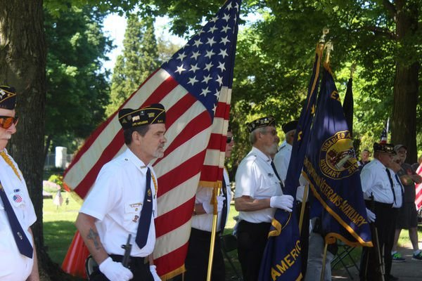Flag Day: Today is set aside to commemorate the Stars and Stripes