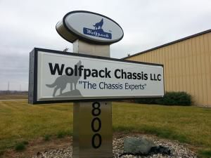 Wolfpack Chassis
