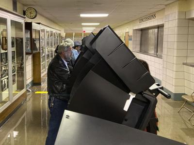 86 provisional ballots to be considered