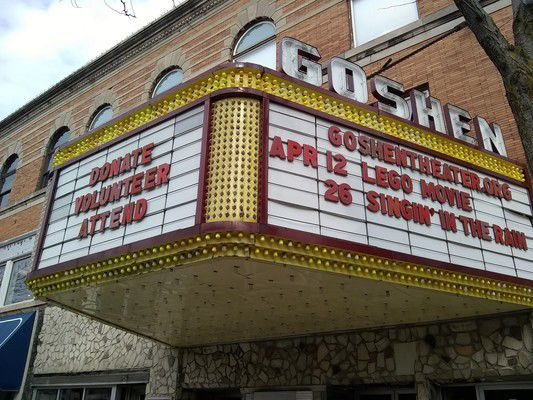 $1M gift lets Goshen Theater add interior improvements to Phase 1