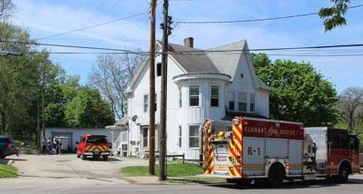 Bridge Street fire under investigation