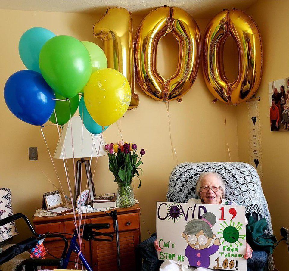 Centenarian photo 2