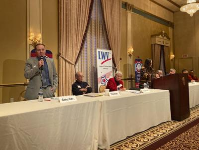 City Council candidates debate Elkhart's future