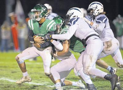 Concord, Central could meet in round two