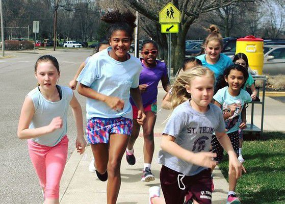 Girls on the Run chapter celebrates 10 years