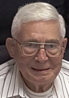 WILLIAM E. DAVIS Sept. 12, 1926 - July 8, 2019