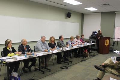 Elkhart school board candidates talk issues