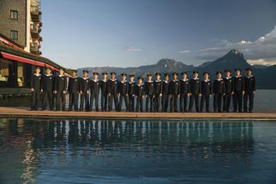 Vienna Boys Choir revisits Goshen for 'Christmas in Vienna'
