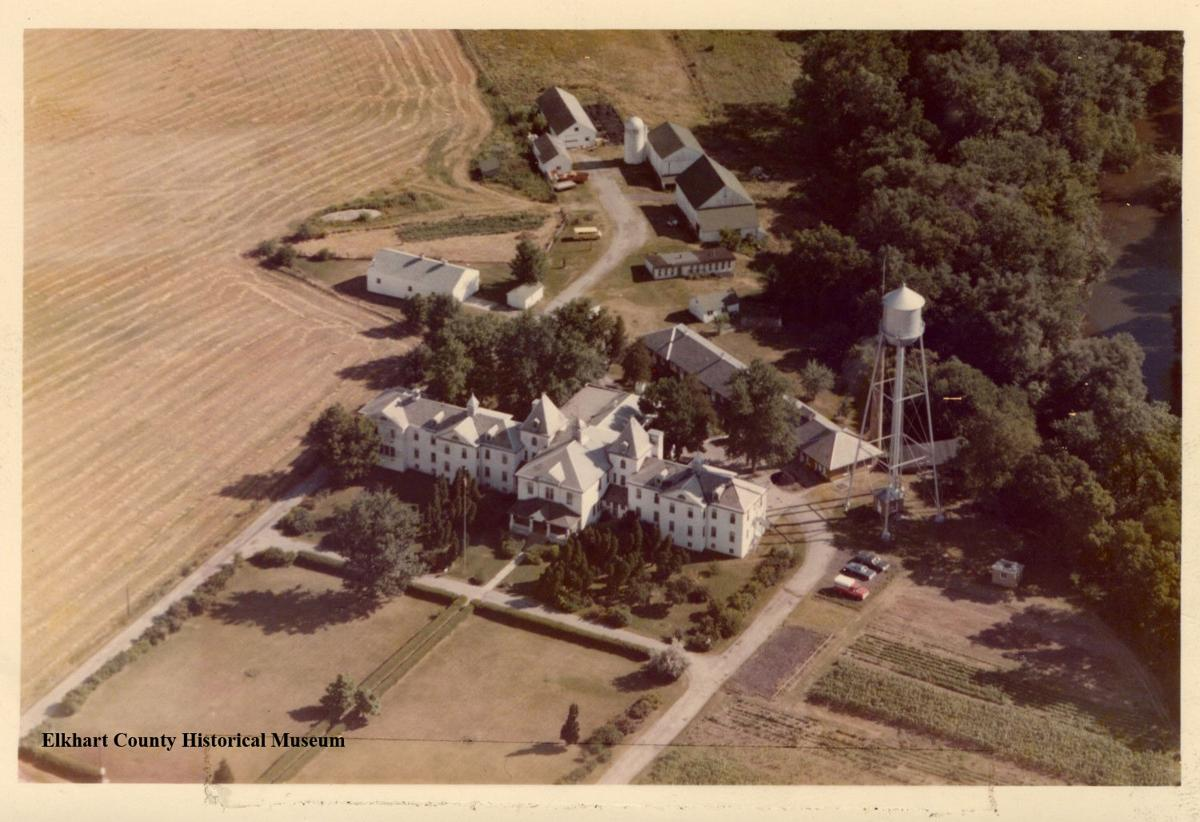 Ask the Truth: What was the Elkhart County Home that once stood at Ox Bow Park?