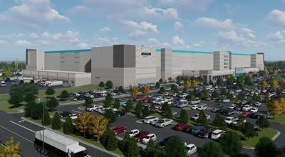 Amazon fulfillment center-Elkhart