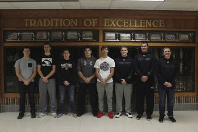 State runner-up NorthWood presents football awards
