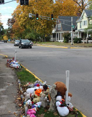 Elkhart denies responsibility in pedestrian deaths