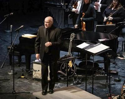 Symphony concert at Lerner a family affair