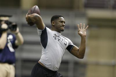 Colts give former college star Golson chance to shine