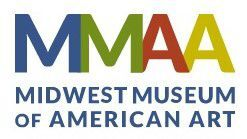 Midwest Museum of American Art logo
