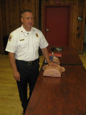 Fire department's new emergency communications systems receives approval from Common Council