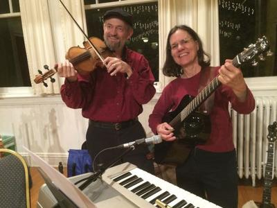 Monthly contra dance set for June 1