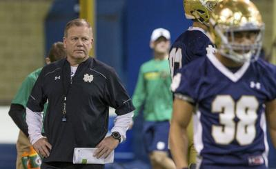 Spring marks start of Brian Kelly's judgment year